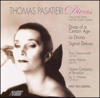 Thomas Pasatieri: Divas - Alissa Rose (vocals); Ashley Putnam (vocals); Ashley Putnam (soprano); Bryan Glenn Davis (vocals); Eric Margiore (vocals);...