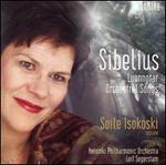 Sibelius: Luonnotar Orchestral Songs [Hybrid Sacd]