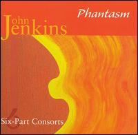 John Jenkins: Six Part Consorts - Emilia Benjamin (tenor violin); Mikko Perkola (bass viol); Phantasm
