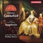 Christian Cannabich: Symphonies
