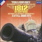 Tchaikovsky: 1812 Overture; Cappriccio itanien; Marche slave