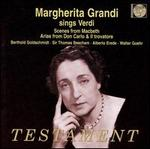 Margherita Grandi sings Verdi