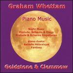 Graham Whettam: Piano Music