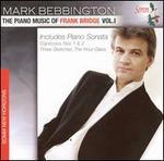 Piano Music Vol. 1 (Bebbington)