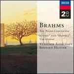 Brahms: The Piano Concertos; 'Haydn' and 'Handel' Variations
