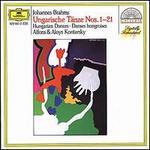 Johannes Brahms: Ungarische TSnze Nos. 1-21