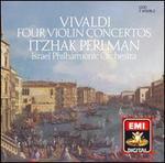 Vivaldi: 4 Violin Concertos; Itzhak Perlman