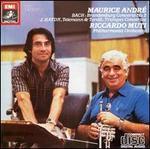 Maurice Andr� plays Bach, Haydn, Telemann & Torelli