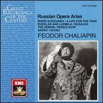 Fedor Chaliapine: Russian Opera Arias