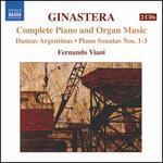 Ginastera: Complete Piano & Organ