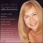Pinsk & Blue: The Chamber Music of Alla Borzova
