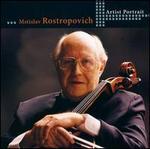 Artist Portrait: Mstislav Rostropovich