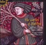 Garden of Zephirus Courtly Songs of 15th Century