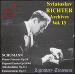 Sviatoslav Richter Archives, Vol. 13