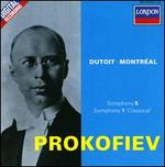 Prokofiev: Symphony 5; Symphony 1 'Classical'