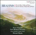 Brahms: Trio for Horn, Violin and Piano; Trio for Clarinet, Violoncello and Piano