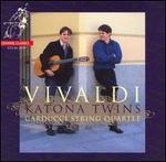 Katona Twins & Carducci String Quartet Perform Vivaldi