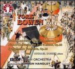 York Bowen: Piano Concerto No. 2; Piano Concerto No. 3; Symphonic Fantasia, Op. 16