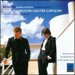 Brahms: Double Concerto; Clarinet Quintet