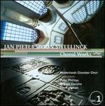 Sweelinck: Choral Works Volume 1