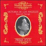 Prima Voce: Spanish Songs