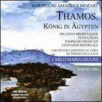 Mozart: Thamos, K�nig in ?gypten