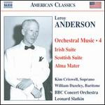 Leroy Anderson: Orchestral Music, Vol. 4