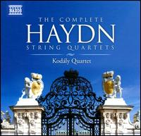 The Complete Haydn String Quartets [Box Set] - Kod�ly Quartet