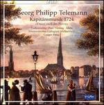 Georg Philipp Telemann: KapitSnsmusik 1724