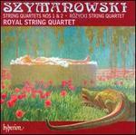 Szymanowski: String Quartets Nos. 1 & 2: R=zycki: String Quartet