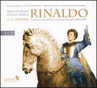 Georg Friedrich H�ndel: Rinaldo - Caterina Calvi (vocals); Cecilia Gasdia (vocals); Christine Weidinger (vocals); Cosetta Tosetti (vocals);...