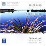 Brett Dean: Testament
