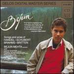 Bejun: Songs and Arias of Handel, Schubert, Brahms, Britten