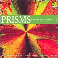 Prisms - Chamber Music Palm Beach; Jason Lindsay (double bass); Michael Ellert (bassoon)