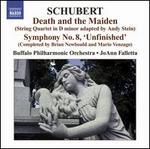 Schubert: Death and the Maiden for Orchestra