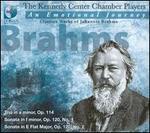 An Emotional Journey: Clarinet Works of Johannes Brahms