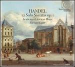 Handel: 12 Solo Sonatas, Op. 1