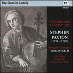 Stephen Paxton: 4 Sonatas and a Concerto