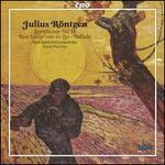 Julius R�ntgen: Symphony No. 18; Een Liedje van de Zee; Ballade