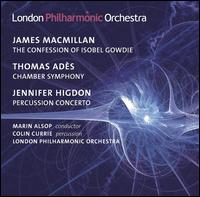 Marin Alsop Conducts MacMillan, Ad�s & Higdon - Colin Currie (percussion); London Philharmonic Orchestra; Marin Alsop (conductor)
