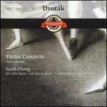 Dvor�k: Violin Concerto; Piano Quintet