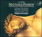 Johann Sebastian Bach: Matth�us-Passion