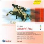 Georg Friedrich Händel: Alexander's Feast