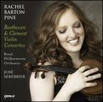Rachel Barton Pine-Beethoven and Clement Violin Concertos