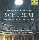 "Schubert: Symphonies Nos. 9 ""The Great"" & 8 ""Unfinished"""