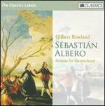 S�basti�n Albero: Sonatas for Harpsichord