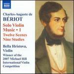 Charles-Auguste de BTriot: Solo Violin Music, Vol. 1