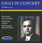 Gigli In Concert