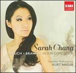 Bruch, Brahms: Violin Concertos