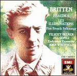 Britten: Phaedra; Les Illuminations